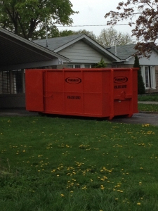Trashco Solutions bins in action